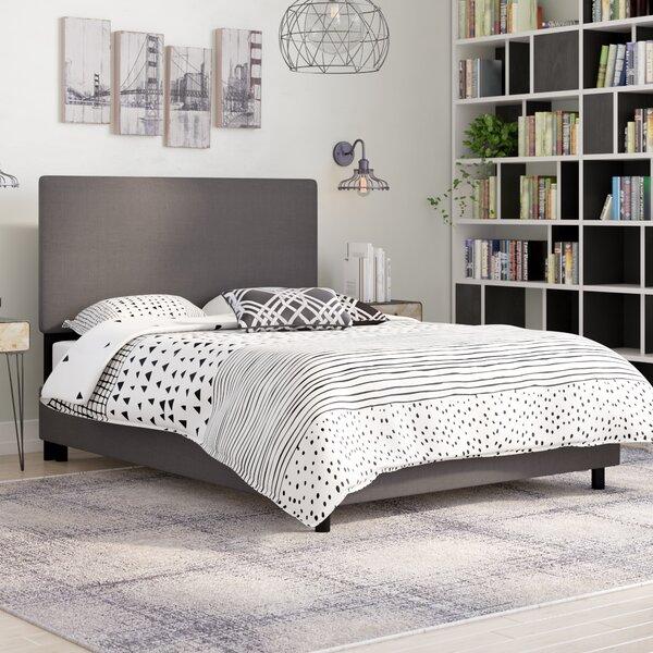 Upholstered Standard Bed by Brayden Studio