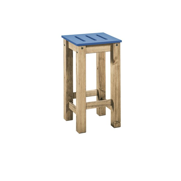 Wiggin 24.8 Barstool (Set of 2) by Millwood Pines