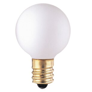 10W 120-Volt (2700K) Incandescent Light Bulb (Set of 43) by Bulbrite Industries