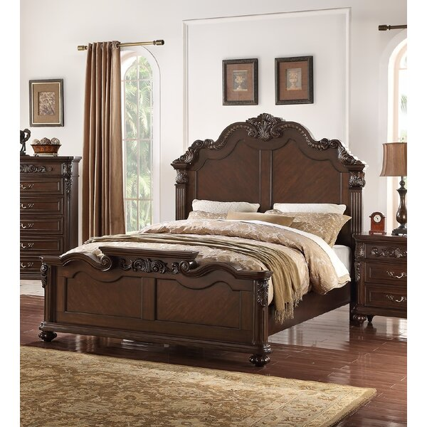 Liao Bed by Astoria Grand