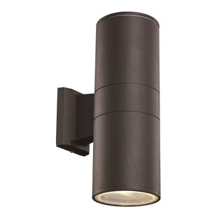 Price Check Alessia 1-Light Dual Wall Sconce By Ivy Bronx