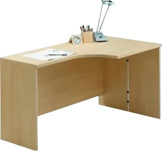 600 Series Desk Shell by Wildon Home ®