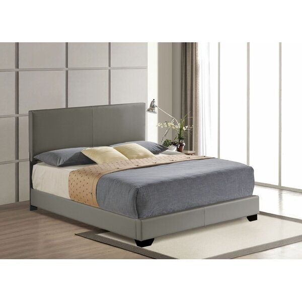 Fenster Upholstered Standard Bed by Latitude Run