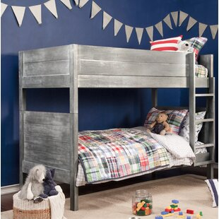 Affordable Ryan Twin Bunk Bed ByDaVinci