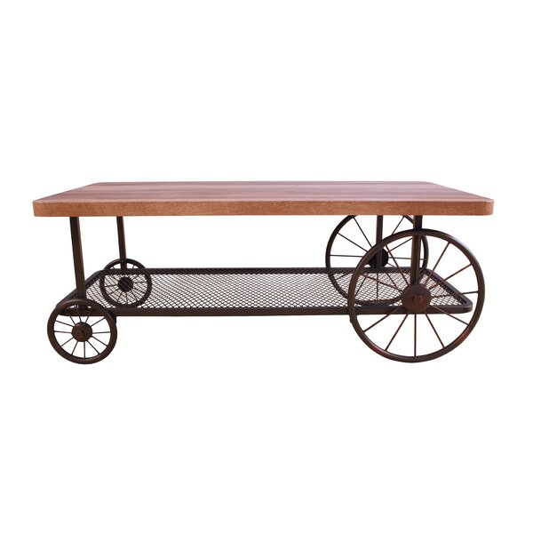 Santucci Coffee Table By Williston Forge