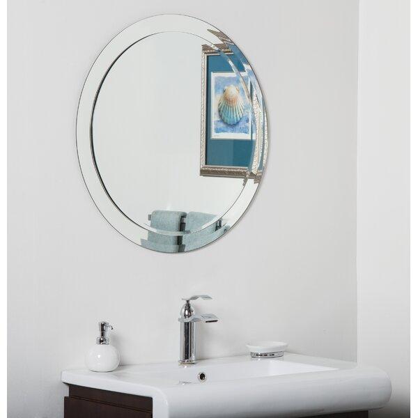 Chase Bathroom Wall Mirror by Decor Wonderland