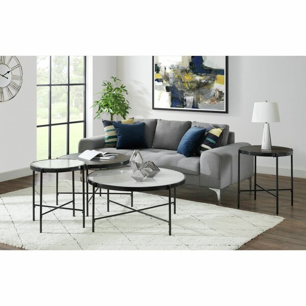 Carlo 2 Piece Coffee Table Set by Latitude Run Latitude Run