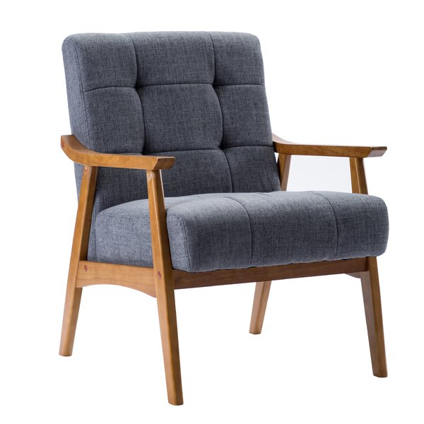 Ovalle Armchair By George Oliver