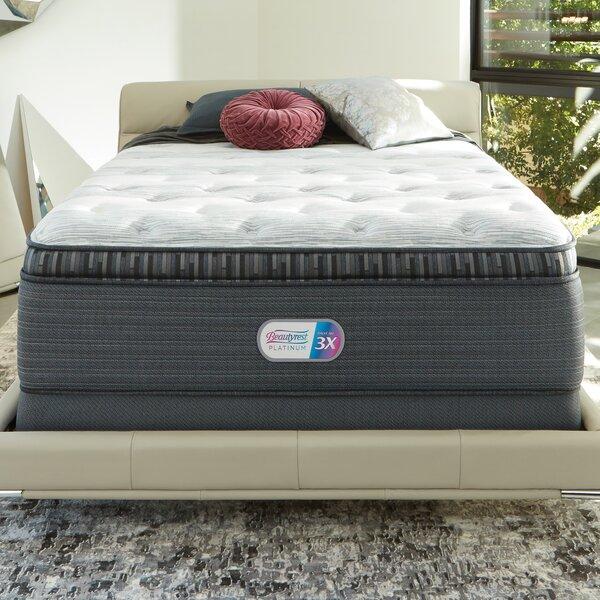 Beautyrest Platinum 16 Plush Pillow Top Mattress by Simmons Beautyrest