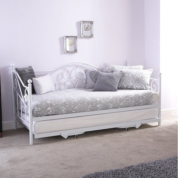 Lily Manor Amberboi Daybed With Trundle Amp Reviews