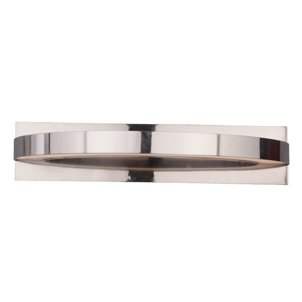 Sheryl 2 Light LED Bath Sconce by Orren Ellis