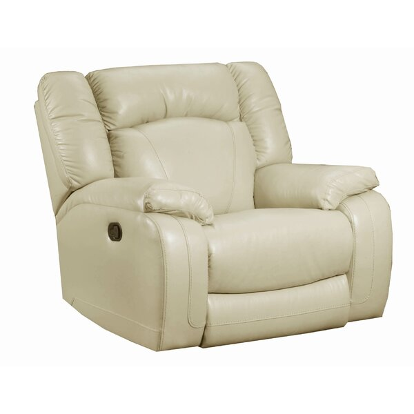 Seatonville Rocker Recliner by Simmons Upholstery by Darby Home Co