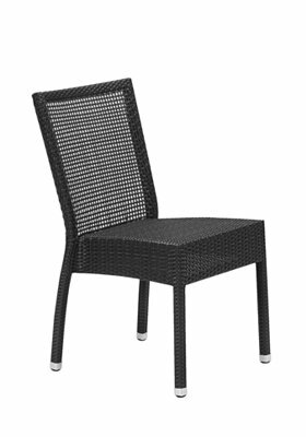 Lucerne Stacking Patio Dining Chair by Tropitone