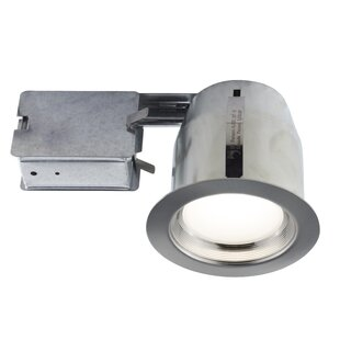 Wac recessed lighting youll love wayfair 5 led recessed lighting kit aloadofball Image collections