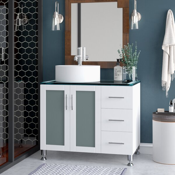 Boswell 36 Single Vanity Set by Mercury Row