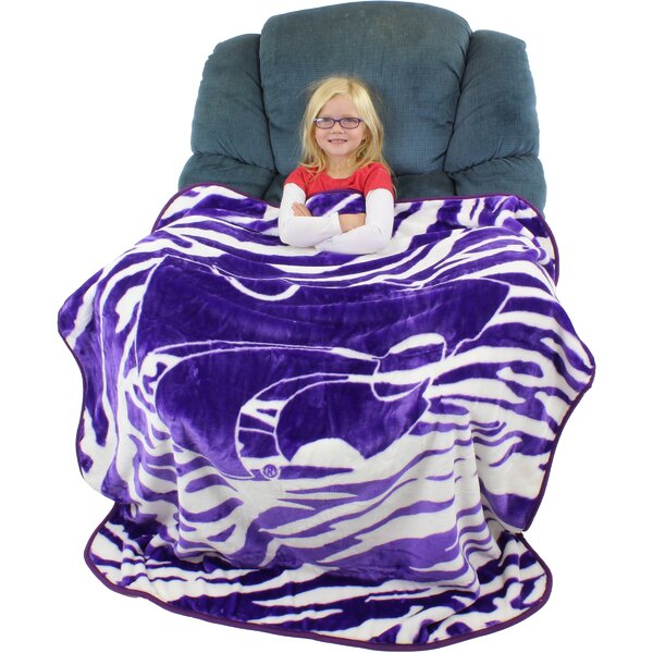 Kansas State Wildcats Throw Blanket by College Covers