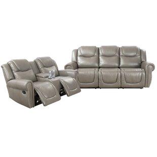 Deisel 2 Piece Living Room Set (Set of 2) by Red Barrel Studio®