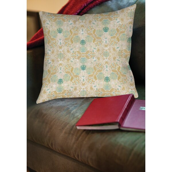 Kerrie Patterns 12 Printed Throw Pillow by Red Barrel Studio