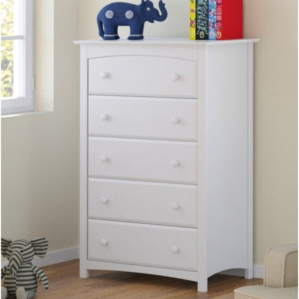 Kenton 5 Drawer Dresser by Storkcraft