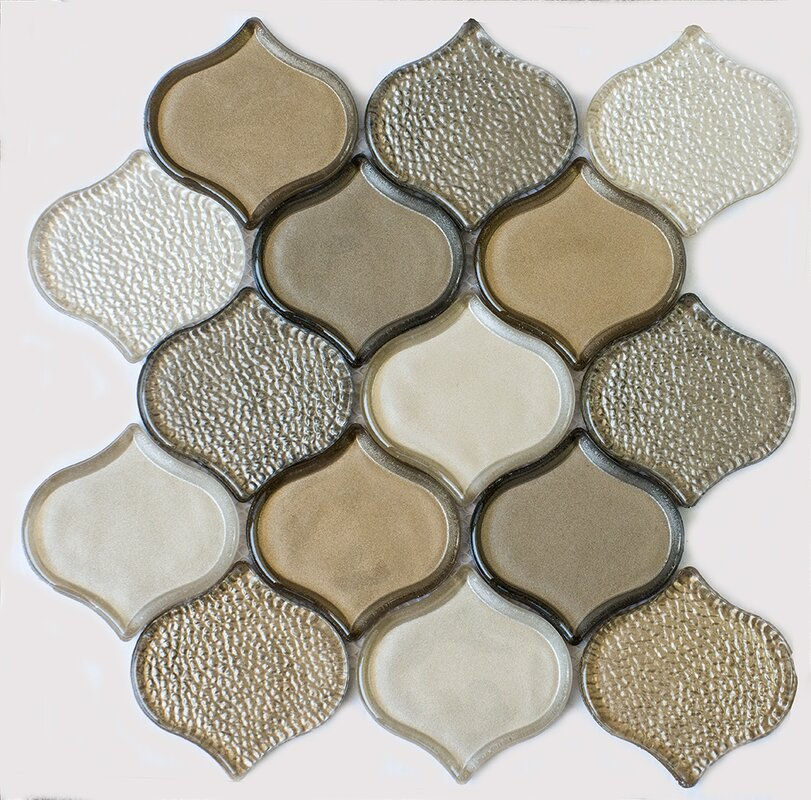 Mosaic Shower Floor Tile | Wayfair