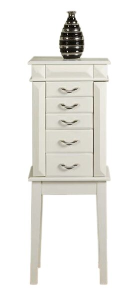 Granada Jewelry Armoire with Mirror by Wildon Home ®