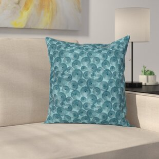Modern Pillow Cover With Zipper