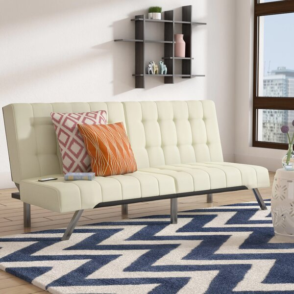 #1 Littrell Convertible Sofa By Wade Logan Today Only Sale