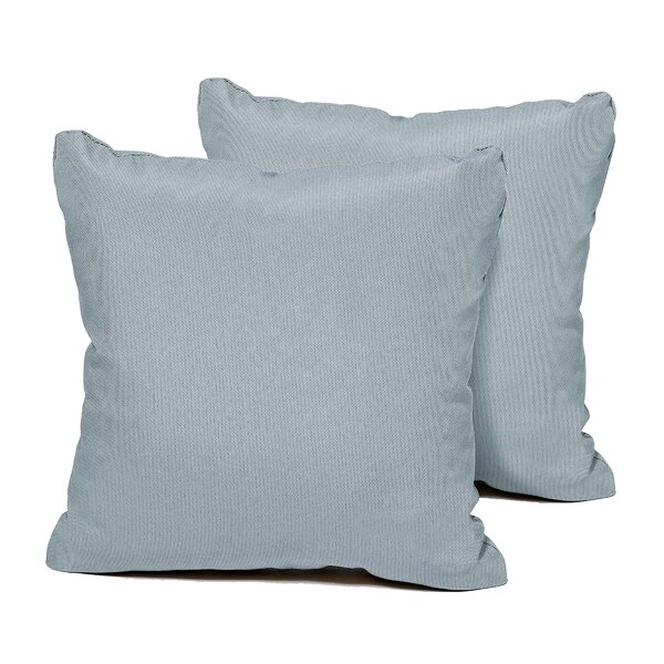 SPA Indoor/Outdoor Throw Pillow (Set of 2) by TK Classics