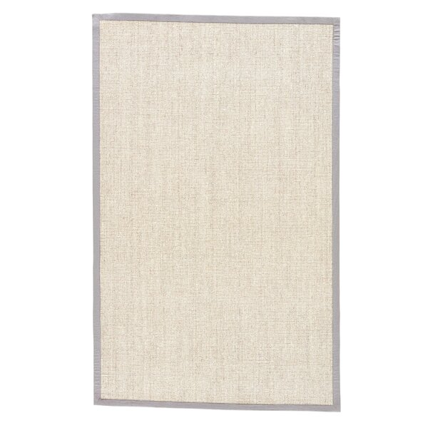 Mosqueda Plus Hand-Woven Beige/Brown Area Rug by Bay Isle Home