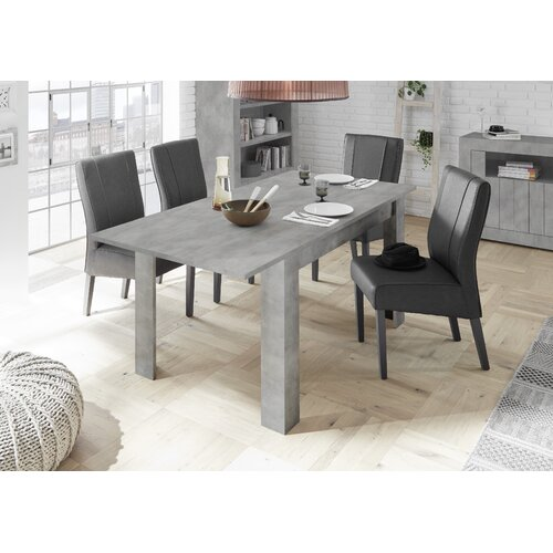 Dutra Extendable Dining Table Metro Lane