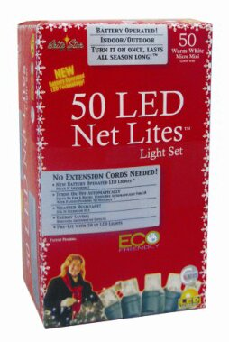 50 Wide Angle Christmas Light by Brite Star