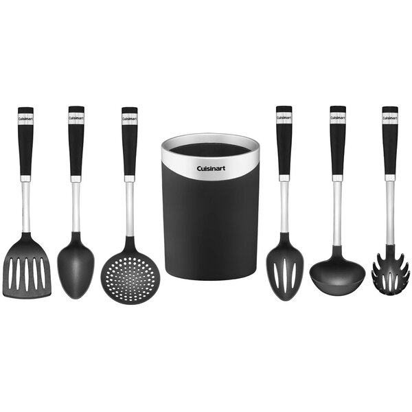 7 Piece Kitchen Utensil Set by Cuisinart