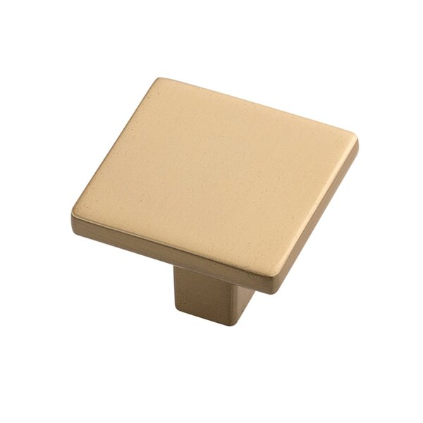 Skylight Square Knob by Hickory Hardware