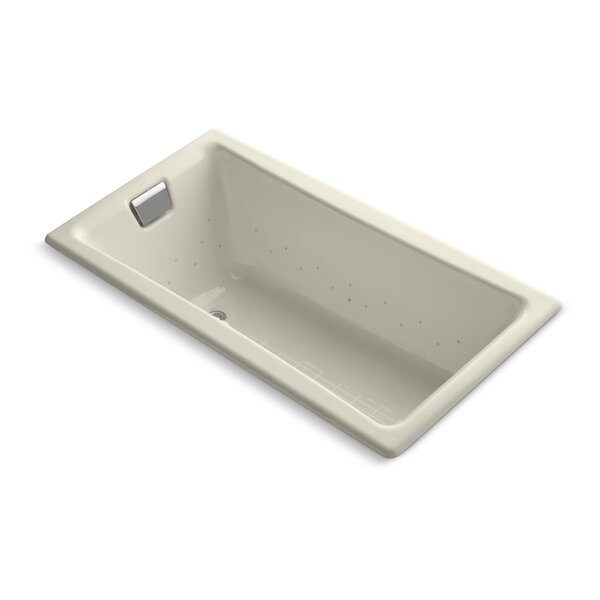 Tea-For-Two 60 x 32 Air Bathtub by Kohler