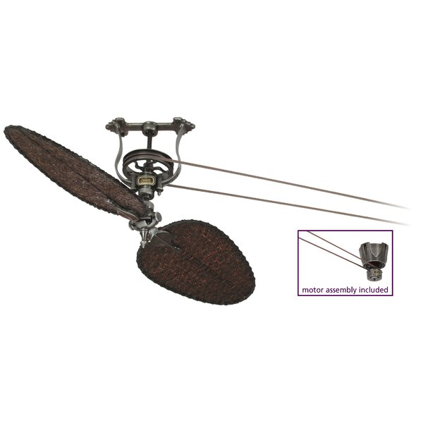 Brewmaster Series Ceiling Fan Motor by Fanimation