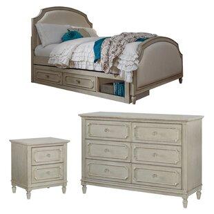 Bon Alaina Panel Configurable Bedroom Set