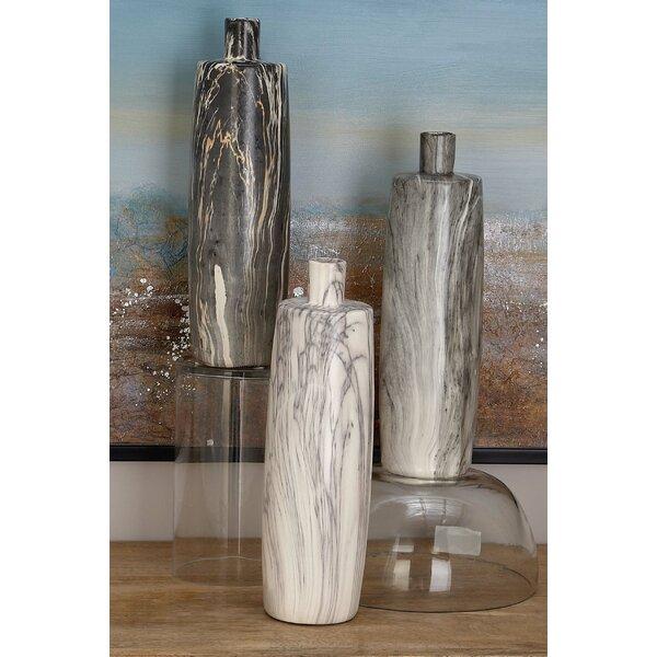 Ceramic Bottle Table Vase (Set of 9) by Cole & Grey