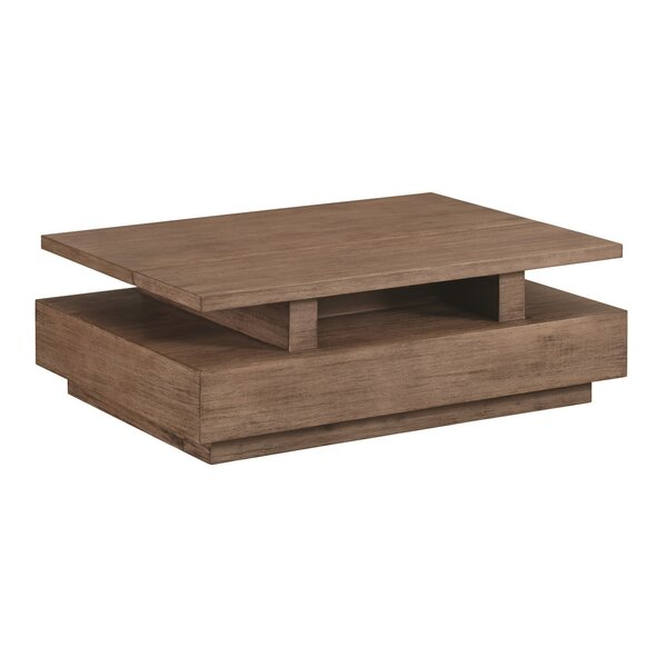 Hadrian Rectangular Coffee Table With Lift Top
