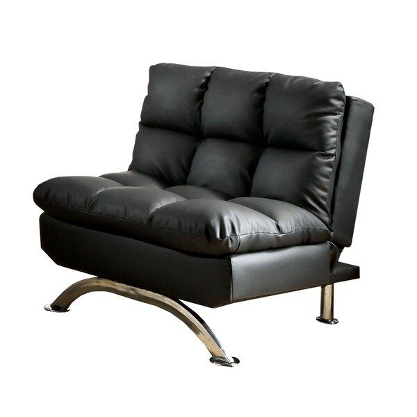 Rodrick Convertible Chair by Ebern Designs