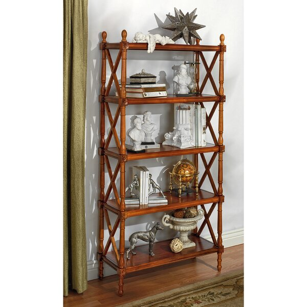 Parliament Open Bookcase by Design Toscano