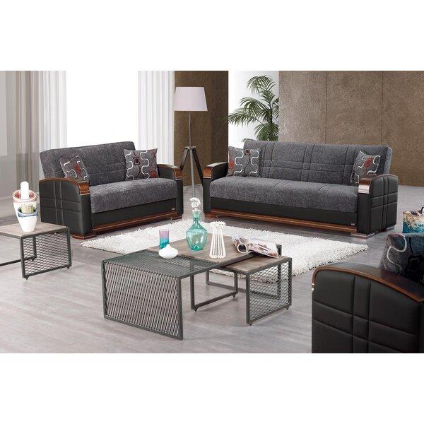 Genagra Sleeper Living Room Set by Latitude Run