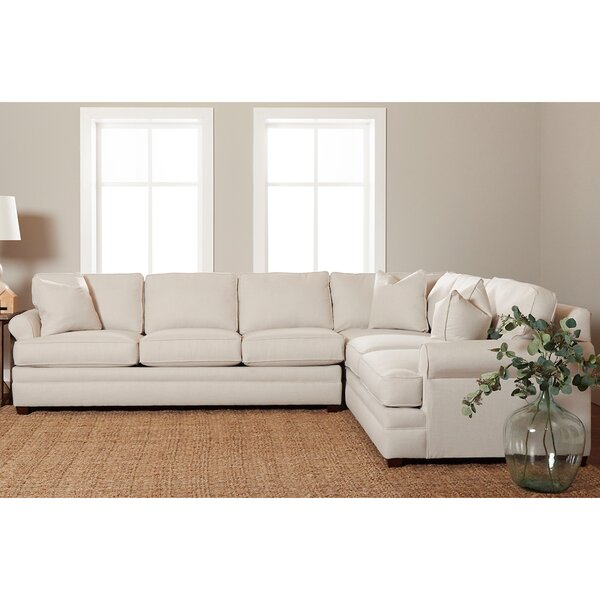 Kaila Sectional By Wayfair Custom Upholstery™