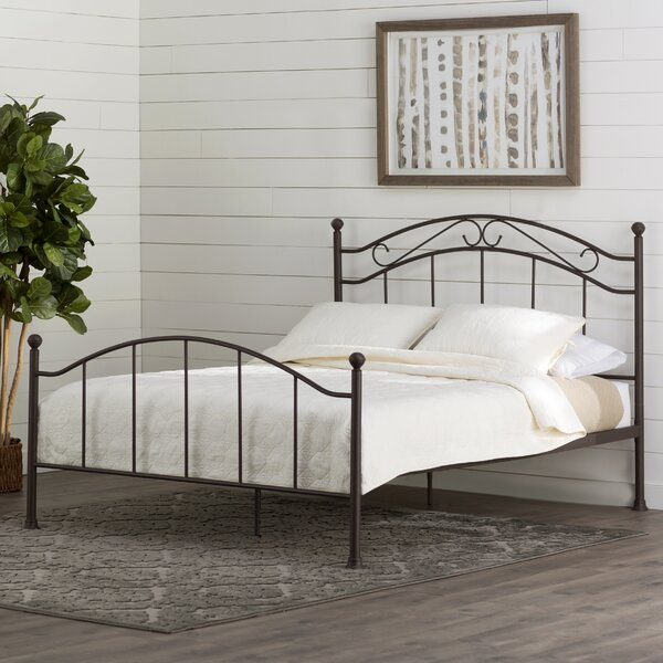 Gudino Queen Four Poster Bed by Fleur De Lis Living