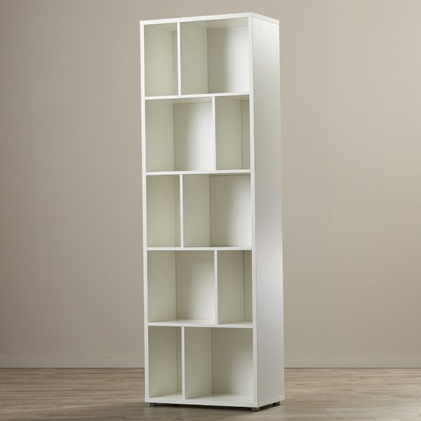 Brandl Cube Unit Bookcase by Orren Ellis