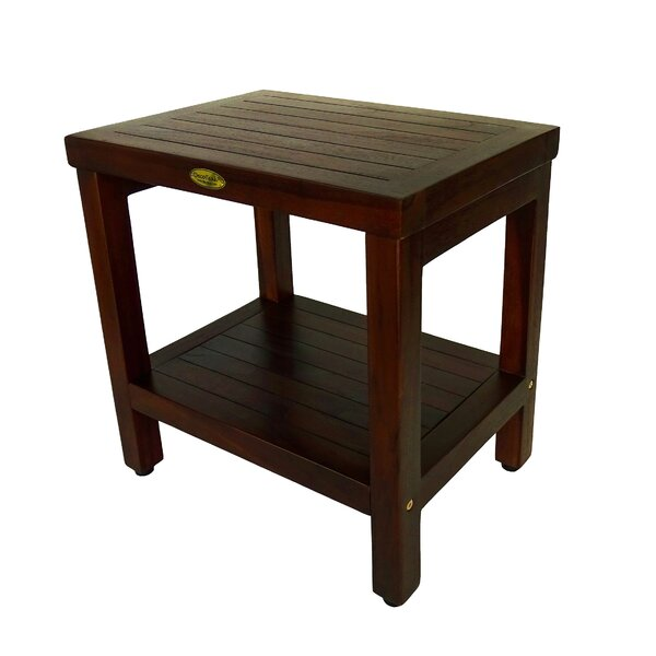 Outdoors Side Table by Decoteak