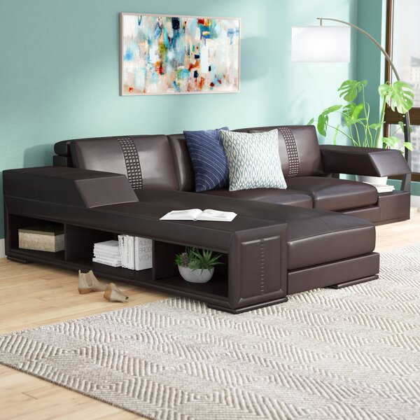 Erazo Sectional by Brayden Studio