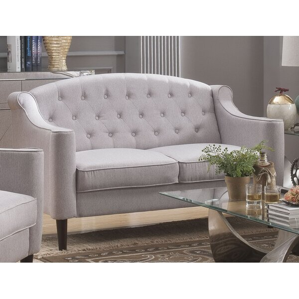 Sirius Loveseat by Alcott Hill