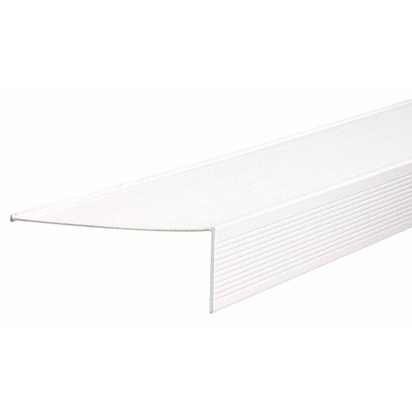 2.75 x 36'' Stair Nose in White by M-d Products