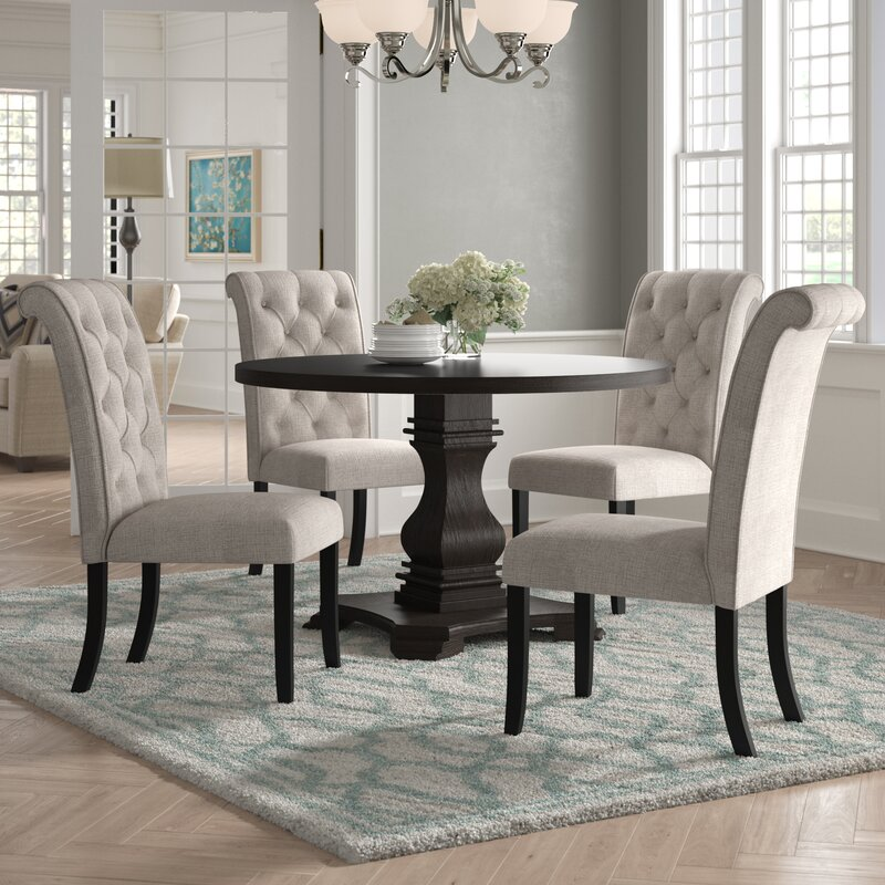 Darby Home Co Yeung 5 Piece Dining Set & Reviews | Wayfair