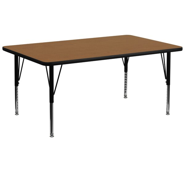 72 x 30 Rectangular Activity Table by Flash Furniture
